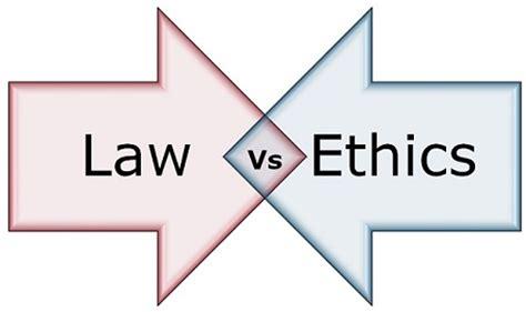 Morality vs ethics essay